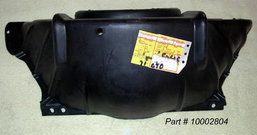 Pontiac Parts 1